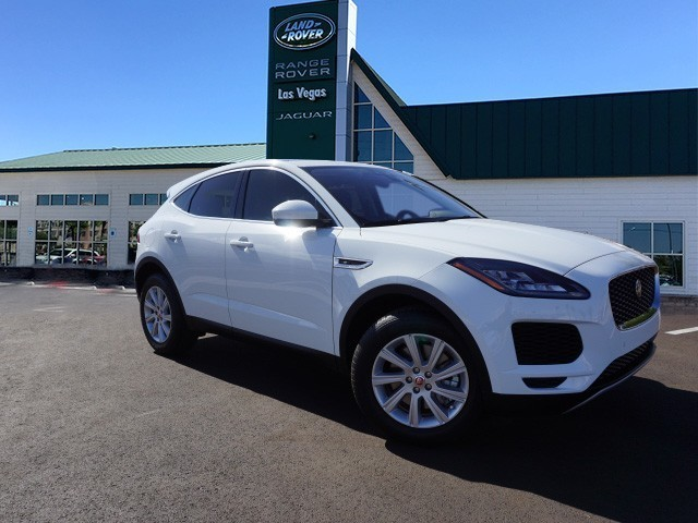 New 2018 JAGUAR E-PACE P250 AWD S